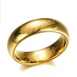 Lord Of The Rings (One Ring To Rule Them All)